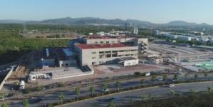 """Muestran avance de nuevo Hospital General; """"será de clase mundial"""", asegura Quirino"""