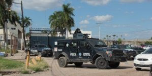 Sin novedad | Sigue buscando Fiscalía a reos fugados durante Jueves Negro