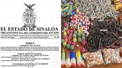 Diciembre sin cuetes | Entra en vigor prohibición de compra y venta de pirotecnia en Culiacán