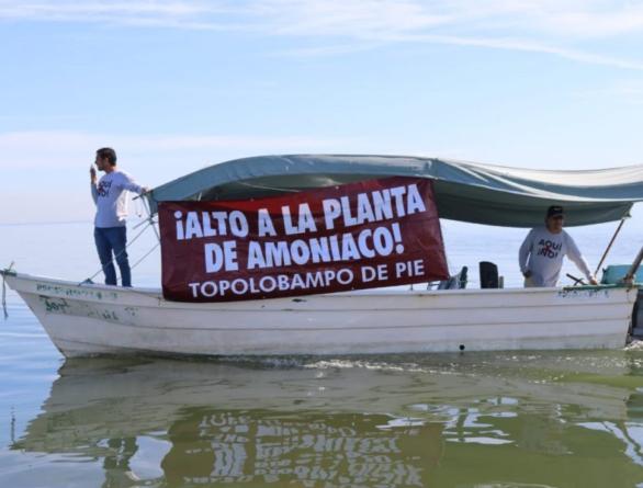 Plan de Infraestractura | AMLO presume planta en Topo; acá diputados y comunidades la rechazan