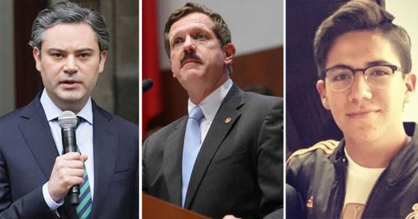 #PrensaSicaria   Gobierno vincula a hijo de Calderón, Nuño y Hicks con bots antiAMLO