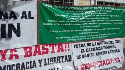 «Piso parejo» en el SNTE en Sinaloa o anulación de la elección | El análisis de Alejandro Luna