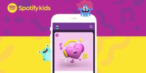 Spotify Kids | La nueva modalidad de la app con canciones infantiles