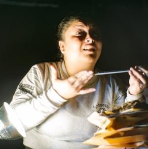 Teresa Díaz del Guante | La dramaturga sinaloense que da voz a madres de desaparecidos