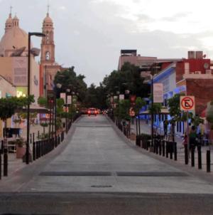 Camina Culiacán | El Paseo del Angel sería la primera calle 100% peatonal del Centro