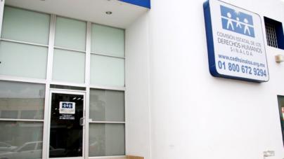 Derechos Humanos | CEDH Sinaloa rechazó 86.3% de solicitudes de queja durante 2018