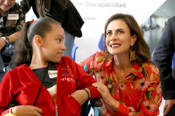 DIF Sinaloa ha entregado más de 11 mil apoyos funcionales en esta administración: Rosy Fuentes