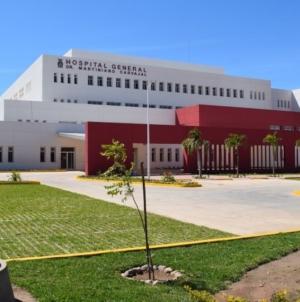 Nueva fecha | Hospital General de Mazatlán se inaugurará el 8 de enero: Efrén Encinas