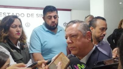 Cifras de desaparecidos están desactualizadas, reconoce fiscal de Sinaloa