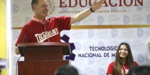 Inicia Quirino Ordaz obras por 64 MDP en Tecnológico de Guasave