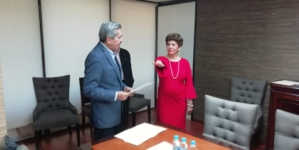 Rinde protesta Gabriela Inzunza como nueva titular de CEPAVIF