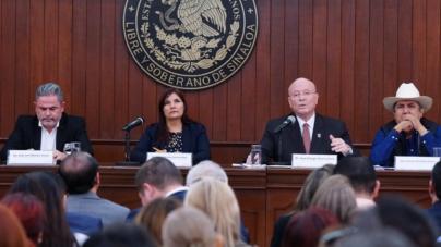 Rector solicita 16% más de recursos para la UAS en 2020