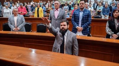 Elige Congreso a Francisco Galicia como magistrado del TJA