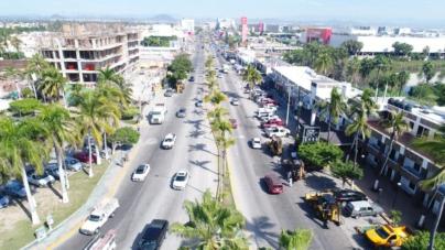 Inician remodelación de la 'Rafael Buelna' en Mazatlán