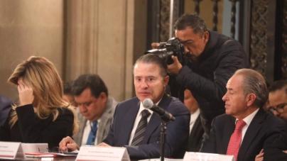 Quirino busca que presencia de Guardia Nacional en Sinaloa sea permanente