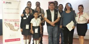 Realiza INE el 11vo. Parlamento de las Niñas y de los Niños de México 2019-2020