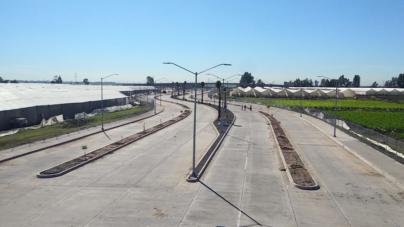 Listo el libramiento de Acceso Sur al Aeropuerto Internacional de Culiacán: Obras Públicas