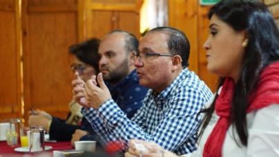 Exigen diputados priístas se dictaminen iniciativas