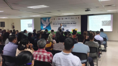 Inicia en la UAS el Diplomado en la Construcción de Paz 2020