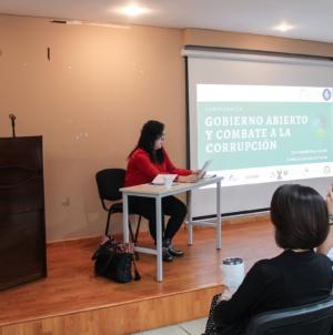 En Sinaloa superamos obstáculos para lograr Gobierno Abierto: Comisionada de Ceaip