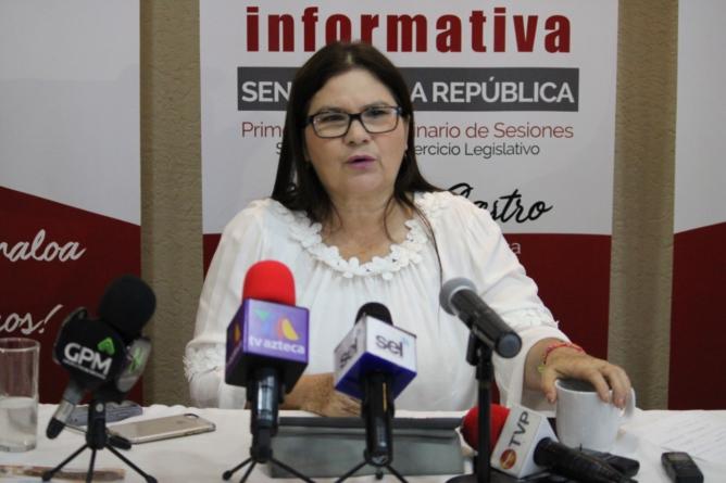 Tema de Precasin tiene que aclararse; no ha habido transparencia en Obra Pública: Imelda Castro