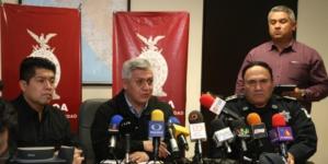 SSP Sinaloa da a conocer resultados de los operativos preventivos por Año Nuevo