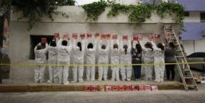 Que no quede un solo rostro sin visibilizar | Las paredes hablarán por los desaparecidos