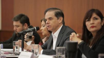 Finanzas públicas sanas, con cero endeudamiento a largo plazo reporta Carlos Ortega