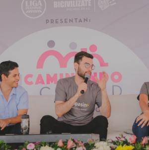 Lanzan convocatoria para postular proyectos de movilidad peatonal