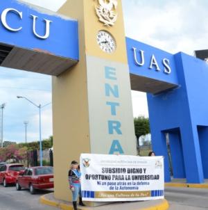 Olor a corrupción | Los reformistas de la UAS ven pugnas políticas sobre falta de pagos