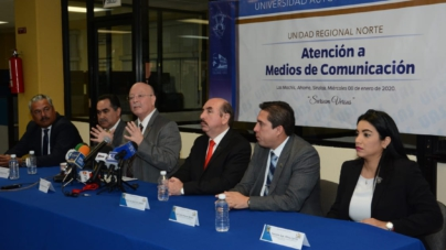 Llama rector a disminuir prestaciones laborales en la UAS ante presión de Gobierno Federal