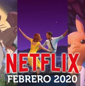 Estos son los estrenos que llegarán a Netflix México en Febrero