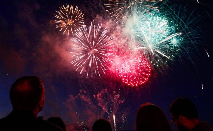 Efecto ESPEJO   ¿Feliz año nuevo? o ¡Feliz año nuevo!