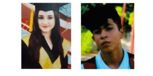 ¿Los has visto? | Familia y amigos buscan a Iris y Germán, se encuentran desaparecidos