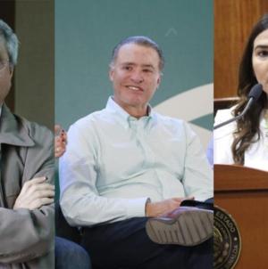 PRI defiende a Encinas y a Quirino | «Deuda en Salud solo ha aumentado 350 mdp»