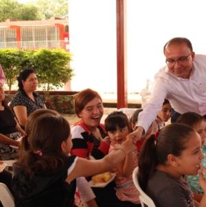 Continúan las y los diputados del PRI con el programa de gestoría social en el sur de Sinaloa