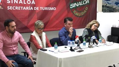 Sinaloa creció un 19% en arribo de turistas en 2019: Sectur