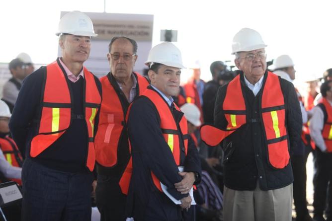 """Amarran"" en puerto de Topolobampo inversión de 3 mil mdp"