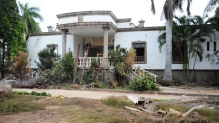 Galería | Derrumban casa icónica de colonia Chapule en Culiacán