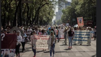 La CNB presentó cifras incompletas: son más de 61 mil desaparecidos