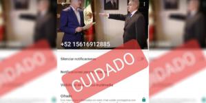 Alertan a ciudadanía ante llamadas falsas a nombre de secretario de seguridad