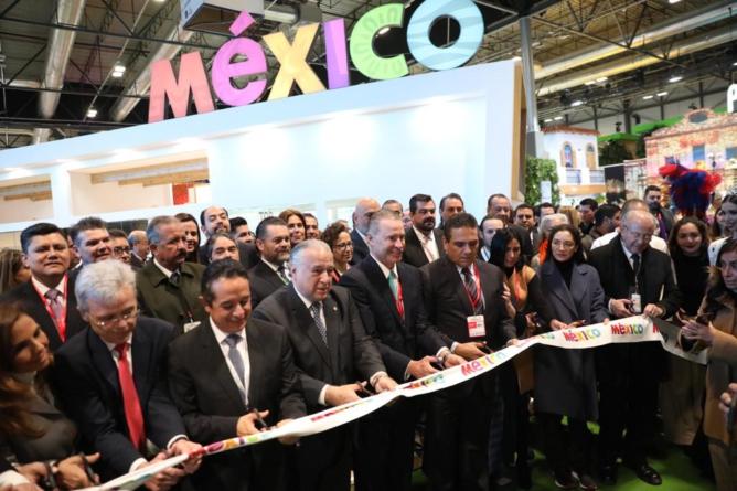 Lo mejor de Sinaloa se hace presente en la FITUR 2020 de España