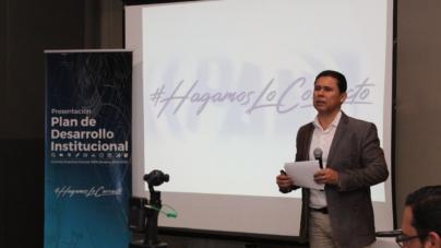 PAN traza estrategia rumbo al 2021; ganaremos la confianza de la gente, dice Juan Carlos Estrada