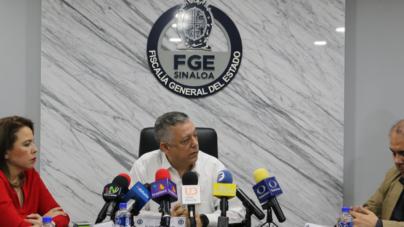 Acusa Fiscalía de Sinaloa a joven de ser feminicida serial en Culiacán