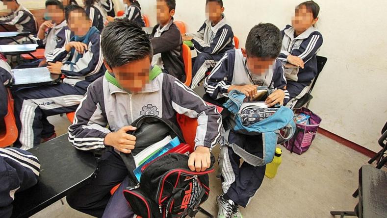 Operativo mochila, ¿la solución para la violencia dentro de escuelas?