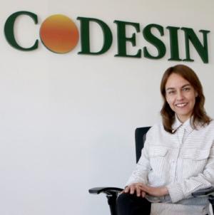 Designan a Karina Parra como nueva directora general del Codesin