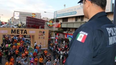 Anuncia SSPyTM cierre de vialidades por el Maratón Culiacán 2020