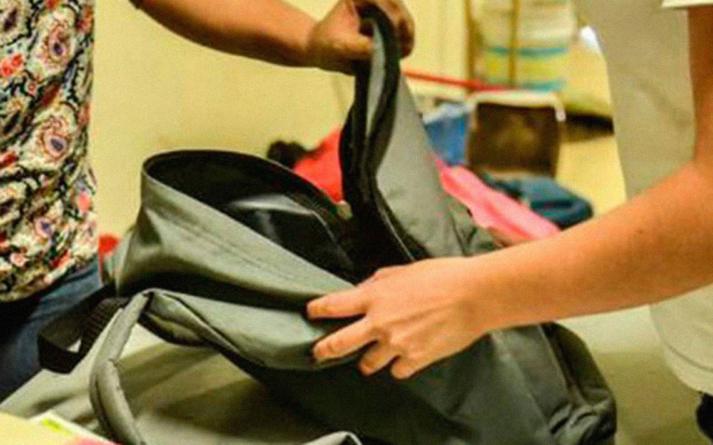 """Padres y diputados a favor del operativo """"mochila segura"""" en Sinaloa; llaman la atención a familias"""