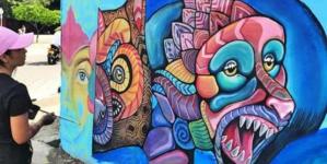 Entrada libre | Artista cubana abrirá exposición de arte naif «Liberación» en Cobaes