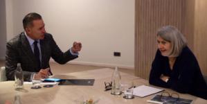 Quirino en España | Se reúne Gobernador con accionistas de Hoteles Riu